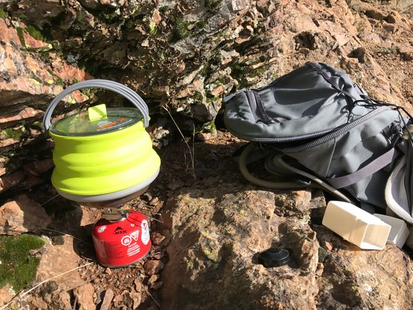 Hiking and Camping Coffee