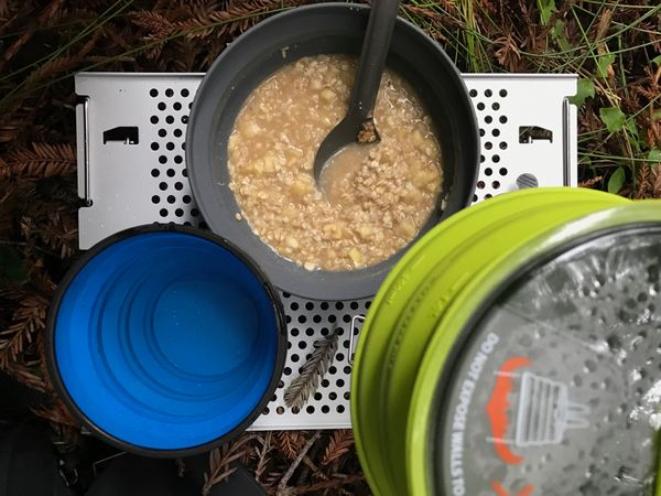 Cooking on Gas: notes on usage of gas camping stoves