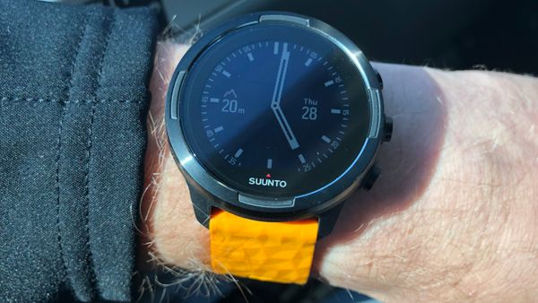 Thoughts on inertial navigation, and a week with the Suunto 9