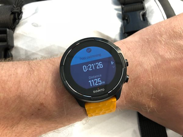 Suunto's Spartan Platform: Swimming, and Suunto UI Sans